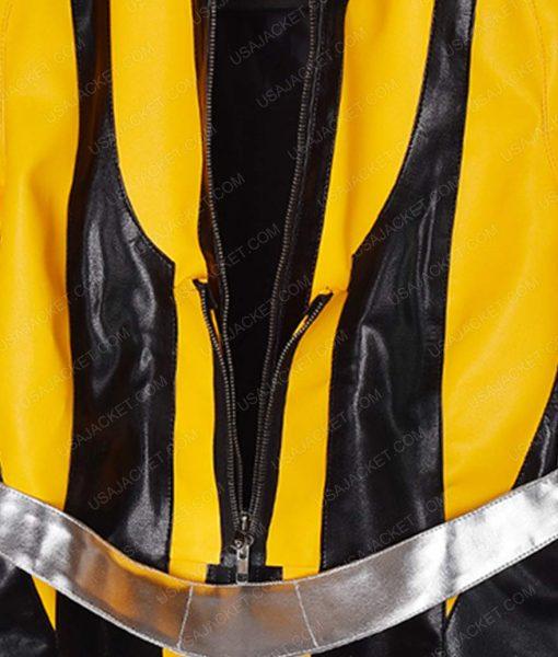 Malin Akerman Silk Spectre II Watchmen Laurie Jupiter Jacket