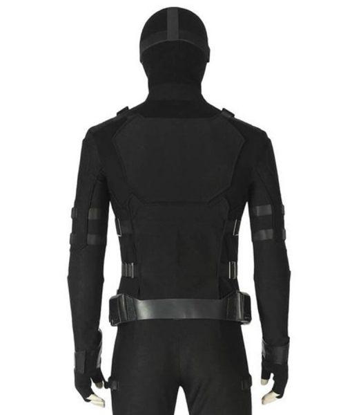 Spiderman Black jacket