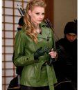 The wolverine Svetlana khodchenkova coat