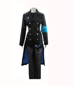 DMC5 Vergil Jacket