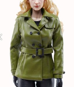 The wolverine Svetlana khodchenkova coat