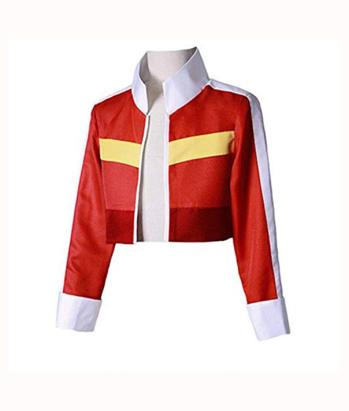 Voltron Keith Cropped Jacket