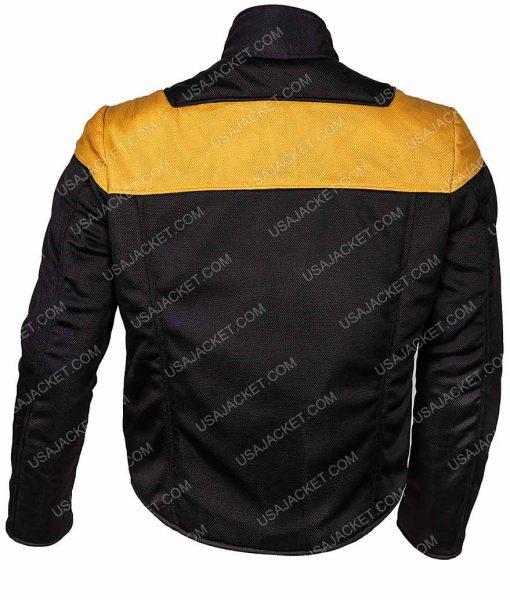 X-Men Dark Phoenix X-Men Black and Yellow Team Jacket