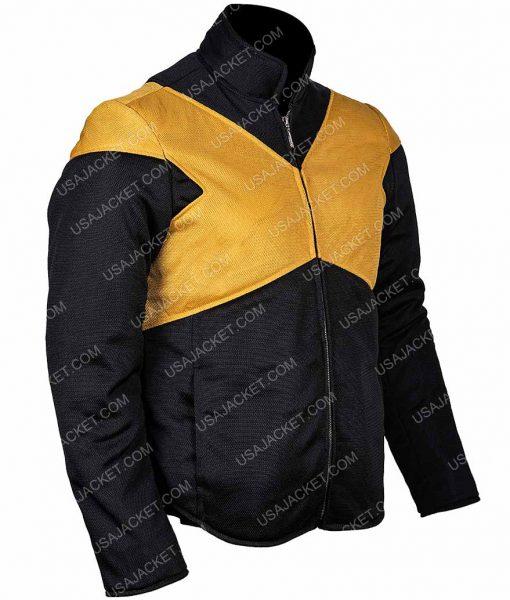 Dark Phoenix X-Men Black and Yellow Team Jacket