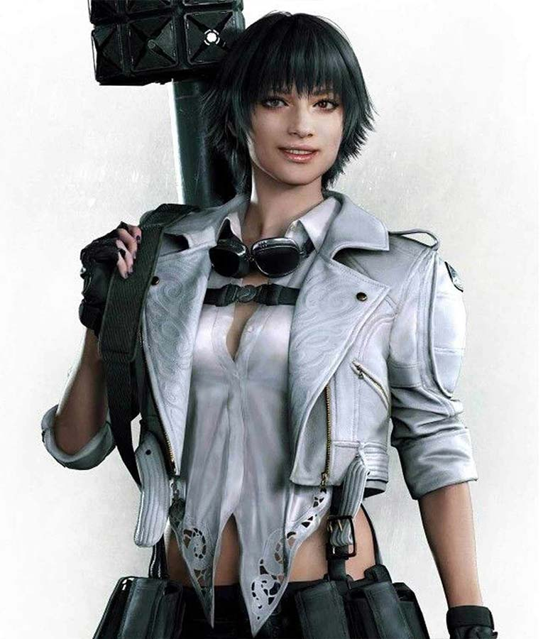 Devil May Cry 5: Devil May Cry 5 Lady Jacket