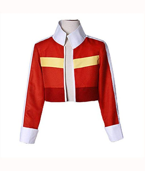 keith Red Jacket