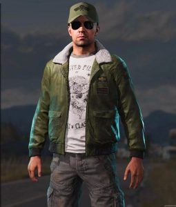 Mayday bomber jacket
