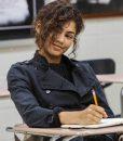 Zendaya black jacket