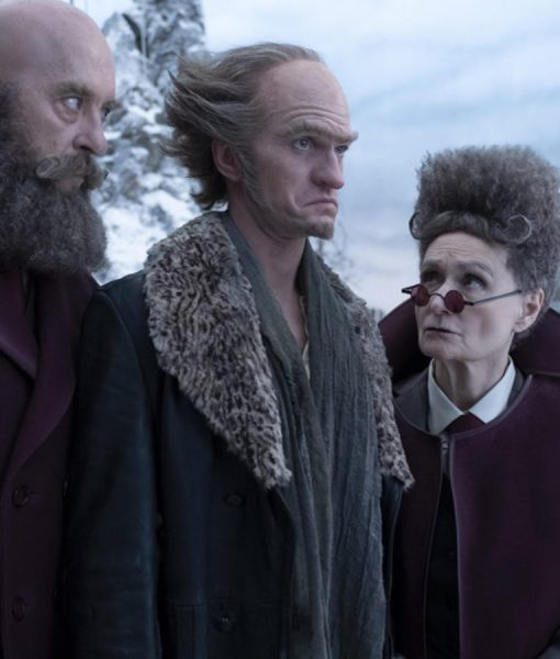 A Series of Unfortunate Events Count Olaf Trench Coat