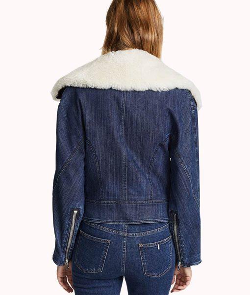 Ava Jalali Denim Jacket