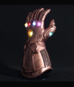 Thanos Avenger Endgame LED Light Infinity War Gloves