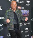 Avengers Endgame Premier Vin Diesel Jacket