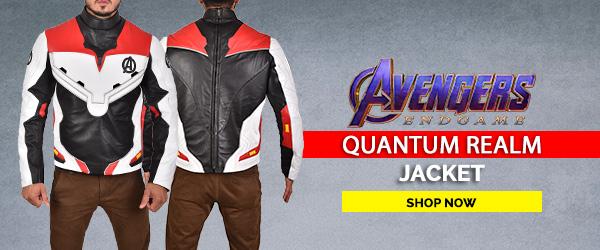 Avengers Endgame Quantum Realm Jack