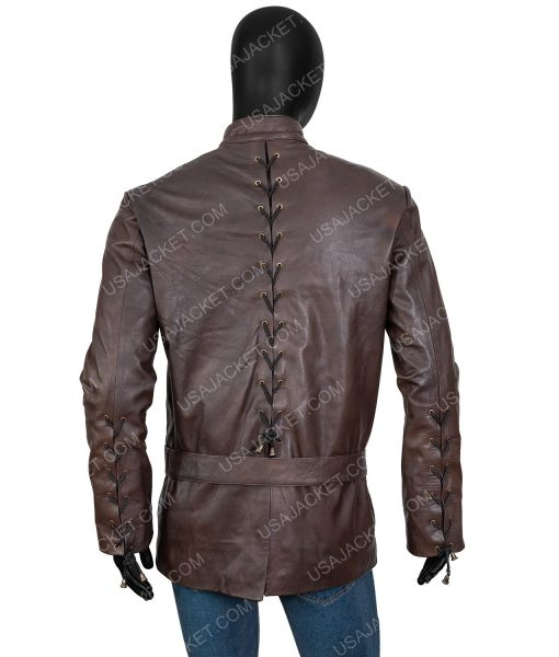 Bronn Leather Game Of Thrones Jacket