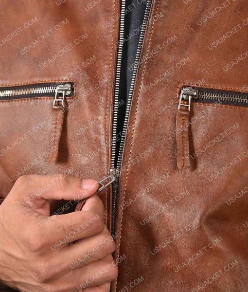 X-men Cyclops Jim Lee Leather Jacket