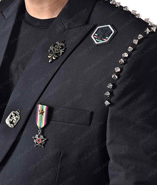 The Dirt Nikki Sixx Jacket