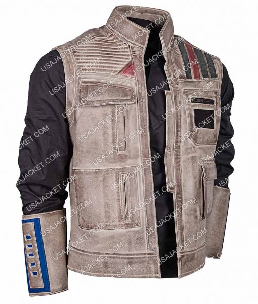 Rise of the Skywalker Finn Vest