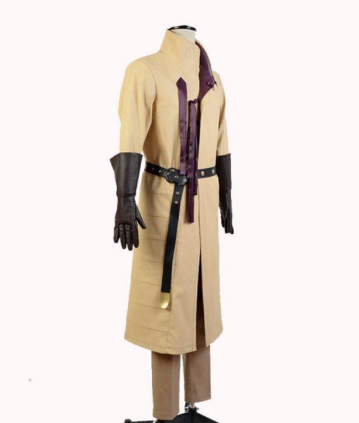 Nikolaj Leather Coat