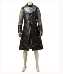 Jon Snow Leather Costume