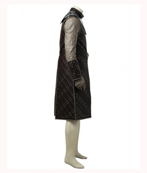 Game of Thrones Kit Harington Armor Costume