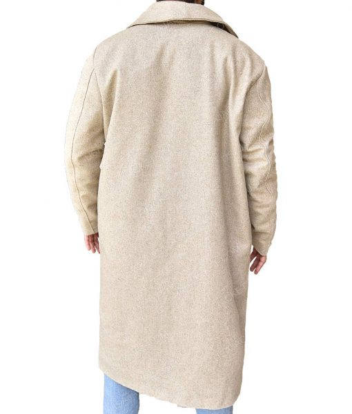 Ian Mcshane American Gods Mr Wednesday Coat