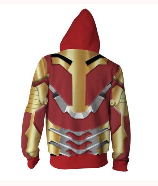 Iron-Man Avengers endgame 4 Hoodie