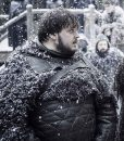 John Bradley Game of Thrones Quilted Jacket