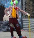 Joker Arthur Fleck Plaid Blazer