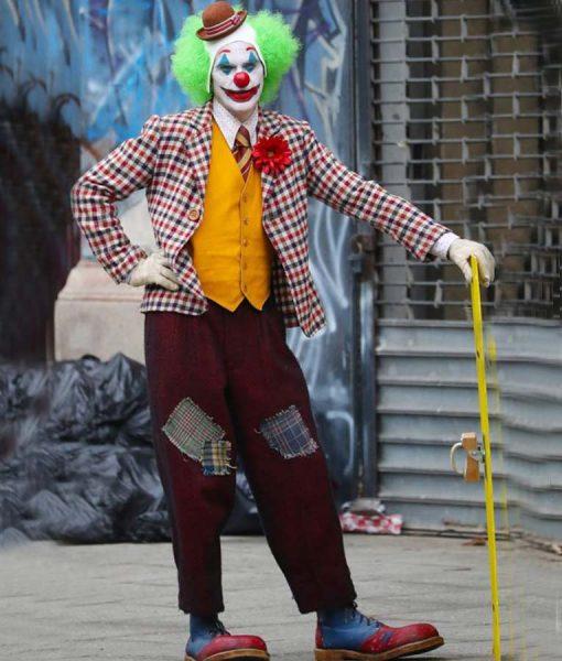 Joker Arthur Fleck Blazer