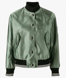 Killing Eve Villanelle Satin Bomber Jacket