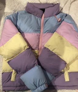 Unicorn Store Kit Puffer jacket