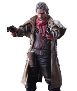 Metal Gear Solid 5 Revolver Ocelot Coat