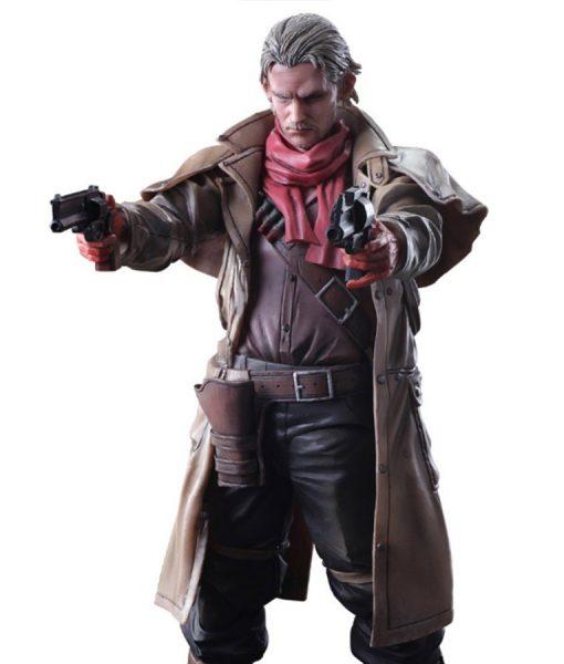 MGS V Revolver Ocelot Duster Coat