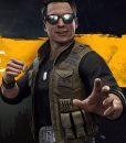 Mortal Kombat 11 Johnny Cage Cotton Vest