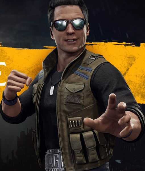 MORTAL KOMBAT 11 JOHNNY CAGE VEST