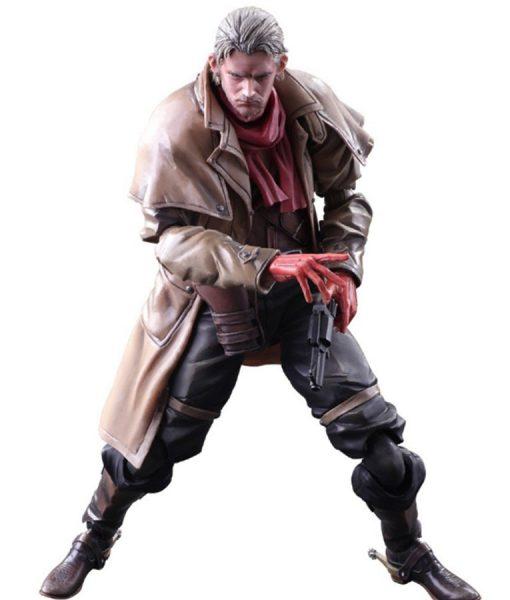 Revolver Ocelot Trench Coat