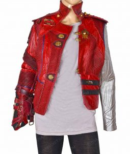 Karen Gillan Nebula Leather Jacket