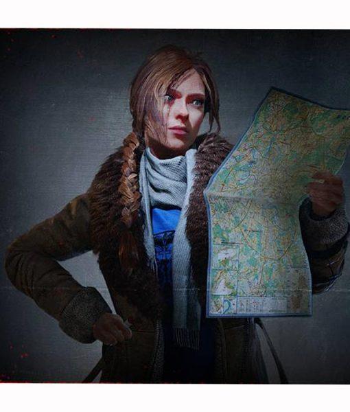 Oksana Orlovskaya Coat