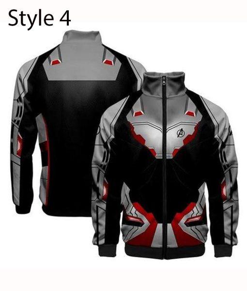 Avengers 4 Endgame Varsity jacket