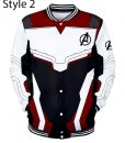Quantum Realm Varsity Jacket
