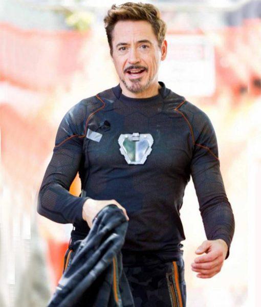 Avengers Infinity War Tony Stark Shirt