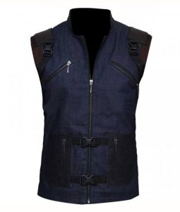 Avengers 4 Rocket Raccoon Vest