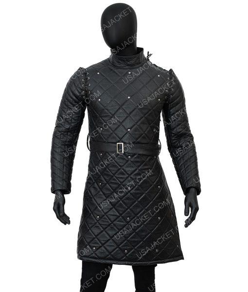 Samwell TarlyLeather Jacket
