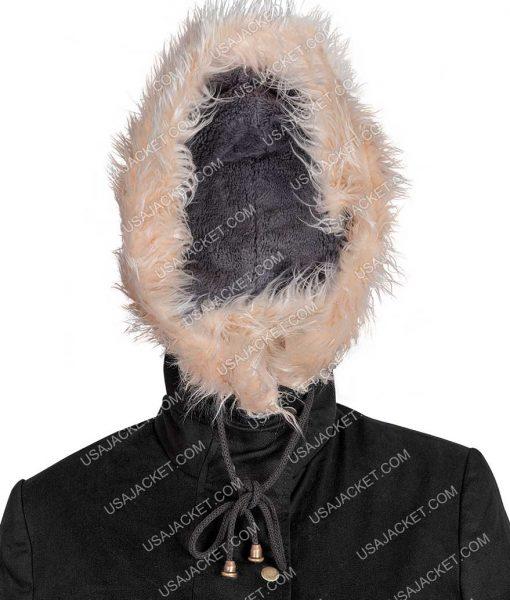 Killing Eve Sandra Oh Hooded Coat