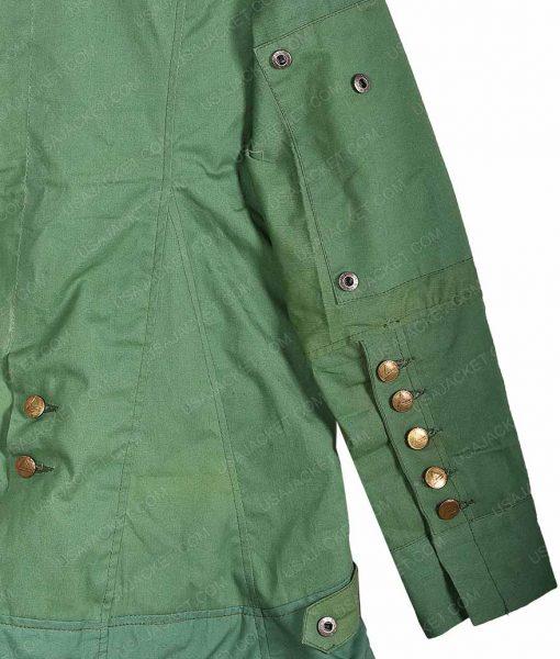 Scarlet Witch Green Jacket