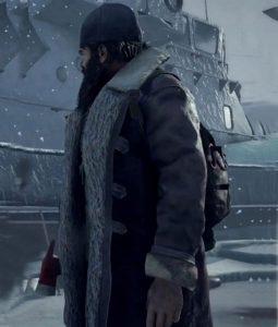 world war z fur coat