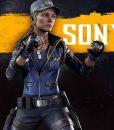 Sonya Blade Mortal Kombat 11 Ronda Rousey Jacket