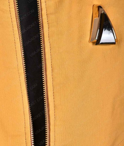 Star Trek Discovery Anson Mount Jacket