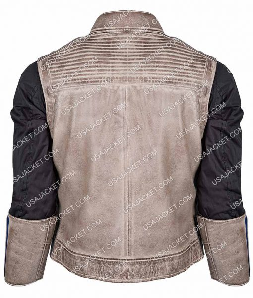 Finn Star Wars Rise Of The Skywalker Leather Vest