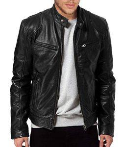 Chris Evans Avengers Endgame Biker Jacket